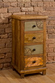 Belina Four (4) Drawer Cabinet - THD3818