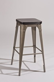 Morris Backless Counter Stool  - THD3706