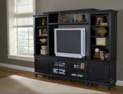 Grand Bay Small Entertainment Wall Unit - THD4080