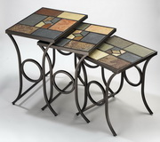 Pompeii Nesting Tables - THD4556