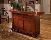 Aqua Pear Lancaster Cherry Large Bar by Hillsdale - THD3332