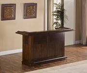 Aqua Pear Manchester Large Brown Cherry Bar by Hillsdale - THD8026