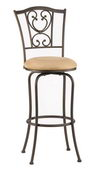 24in Concord Swivel Counter Stool - THD2011