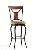 26in Pacifico Swivel Counter Stool - THD2047