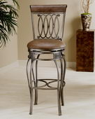 28in Montello Swivel Counter Stool - THD2068