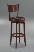 24.5in Archer Swivel Counter Stool - THD2074