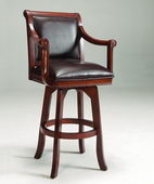 30in Palm Springs Swivel Bar Stool - THD2146