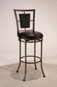 24in Auckland Swivel Counter Stool - THD2221