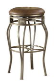 26in Backless Montello Swivel Counter Stool - THD2383