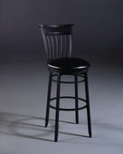 26in Cottage Swivel Counter Stool - THD2389