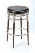26in Salem Backless Swivel Counter Stool - THD2530