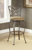 24in Hanover Swivel Counter Stool - THD2626