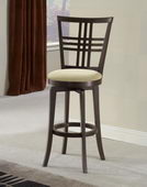 24in Tiburon Ii Swivel Counter Stool - THD2683