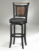 30.5in Norwood Copper Back Swivel Bar Stool - THD2707