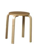 17.5in Natural Bentwood Stool 17 1/2 inches (Sold as a set of 4) - TLN5155