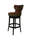 Augusta 30in Swivel Barstool - TPL2049
