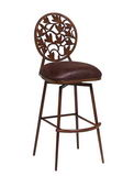 Brownsville 26in Swivel Barstool - TPL2142