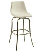 Diamond Pearl 26in Swivel Barstool - TPL2259